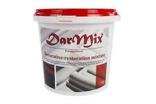 1,5kg Spachtelmasse Eimer für Prestige Decor Fasadenprofile, DarMix Grob Hexim