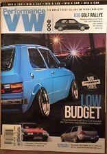 Performance VW Low Budget Demo Golf Rallye Ultimate MK4  May 2015 FREE SHIPPING!