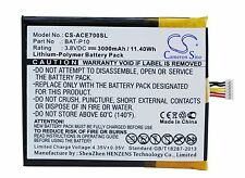 3.8V Battery for Acer E39 Liquid E700 Liquid E700 Triple BAT-P10 Premium Cell