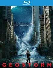 Geostorm (Blu-ray Disc ONLY, 2018)