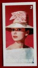 AUDREY HEPBURN - Card # 03 individual card, issued by Redsky in 2011