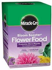 Miracle-Gro Water Soluble Bloom Booster Flower Food 1.5 lb