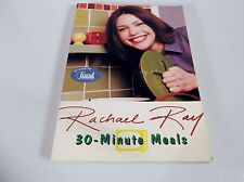 Rachael Ray 30-Minute Meals 2003 Cookbook Recipe Book Softcover Brand New