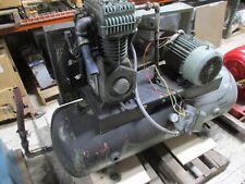 Cooper Industries Compressor Askaac 75hp 80 Wc Tank Used