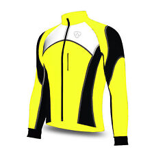 Fahrradjacken in Gelb