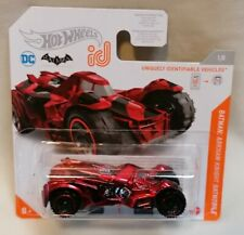 HOT WHEELS - *New MOC* Hot Wheels ID Batman Arkham Knight Batmobile DC Mattel