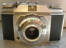 AGFA Silette Kleinbild Kamera mit Hülle