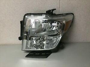 2016 2017 2018 2019 NISSAN TITAN LEFT DRIVER SIDE HEADLIGHT