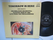 Tony Oxley's Celebration Orchestra- Tomorrow Is Here   Vinyl: mint /Cover:mint-