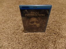 THE FINAL DESTINATION blu-ray BRAND NEW FACTORY SEALED movie