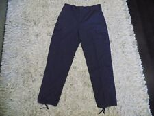 Tru-Spec Tactical Pants Navy Blue Large Long Police Security Hiking Outdoor
