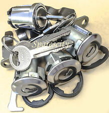 FORD FALCON FAIRLANE IGNITION LOCK 2x DOOR and BOOT XC XD XE XF  NEW