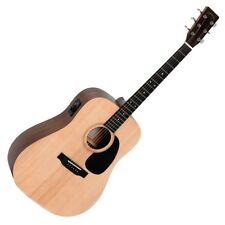 Sigma DME+ Electro Acoustic Guitar, Natural