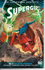 DC Rebirth - Supergirl Vol 3 Girl of No Tomorrow - Softcover / FREE SHIPPING