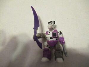 Hasbro/Takara Battle Beasts Zebro figure