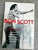 My Bon Scott by Irene Thornton  - Life with AC/DC Frontman - Scarce Title