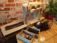 Vintage Singer 401G Slant-O-Matic Electric Sewing Machine PB057674 IDEAL GIFT!