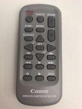 Canon remote control ler WL D88 HG20 HG21 HF10 HF11 FS100 VIXIA camcorder HDCOMS