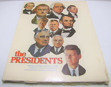 The Presidents Individual Award Winning Color Portraits w/Historical References