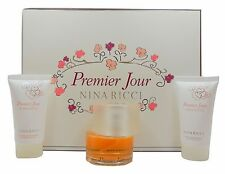 NINA RICCI PREMIER JOUR 3 PIECE GIFT SET WITH EAU DE PARFUM SPRAY 1.7 OZ. NIB