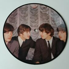 "The Beatles - I Want To Hold Your Hand 7"" Vinyl Picture Disc Single 20th Anni NM"