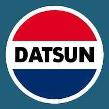 JDM VINTAGE DATSUN DECAL STICKER CONCEPT JDM RALLY DRIFT JAPANESE RETRO STICKERS