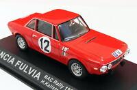 Altaya 1/43 Scale Model Car AL29319A - Lancia Flavia - RAC Rally 1969