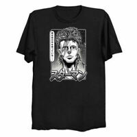 David Bowie Starman The Rise And Fall Of Ziggy Stardust Black T-Shirt S-6XL