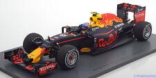 1:18 Spark Red Bull TAG Heuer RB12 Winner GP Spain Verstappen 2016