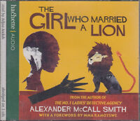 The Girl Who Married a Lion Alexander McCall Smith 3CD Audio Book Abridged