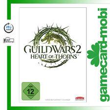 Guild Wars 2 II Heart of Thorns KEY - GW2 HoT Addon DLC PC Game Code EU