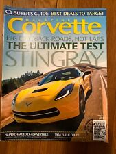 March 2014 Corvette 2014 Stingray Z51 Coupe Larry Shinoda 1964 Coupe