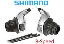 Shimano SL-RS45 Revo Shift Lever Set 8Spd Right / SIS Left ESLRS45P8A