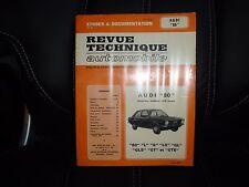 RTA Audi 80 - Revue Technique Automobile