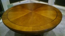 """48"""" Round Pedestal Table For Office/Home, Foyer, Entry Hall, Dining, (New)"""
