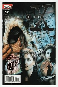 THE X-FILES    #9   (TOPPS)    VF-NM