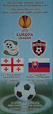 Programma UEFA el 2014/15 FC Zestafoni (Georgia) - Spartak Trnava (Slovakia)