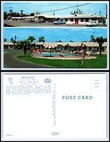 GEORGIA Postcard - Jesup, Bon-Air Motel L29