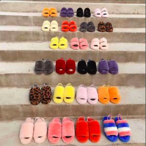 UGG Women's Fluff Yeah Slide Sandals