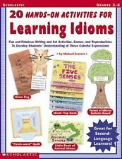 20 Hands-on Activities For Learning Idioms-ExLibrary