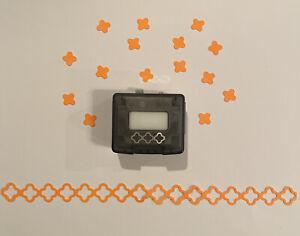 Creative Memories Border Maker ~ MEDALLION FRAME CHAIN ~ Decorative Punch Pieces