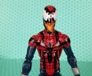 "Marvel Legends SPIDER-MAN BEN REILLY SPIDER-CARNAGE 6"" Action Figure"