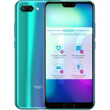 Huawei Honor 10 128GB phantom-green 4GB RAM Android Smartphone Handy WOW!