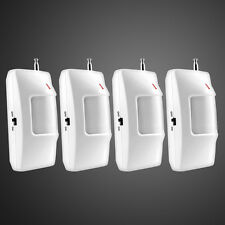 4pcs/lot Wireless Motion PIR Infrared Sensor Detector For Alarm Security System