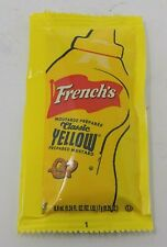 French's Classic Yellow  Mustard Packets - 100 Count