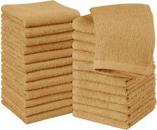 24Pack Hand Face Towel Wash Cloths Kitchen Bath Washcloths 100% Cotton Premium