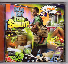 Soulja Boy - The Teen Of The South CD (DJ Scream)