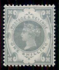 Great Britain #122, 1sh green, og, Lh, Vf, Scott $275.00
