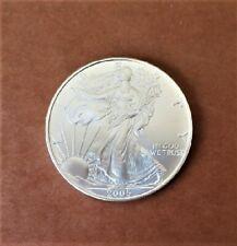 2005 - SILVER AMERICAN EAGLE - One Dollar - .999 1oz Fine