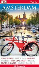 Vis-à-Vis Reiseführer Amsterdam mit Extra-Karte & Mini-Kochbuch zum Herausnehmen